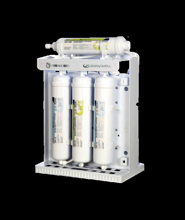 دستگاه تصفیه آب چهار مرحله ای غیراسمزی NON-RO